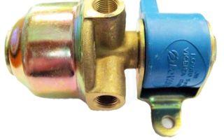 Клапан газовый Lovato: назначение, устройство и принцип работы
